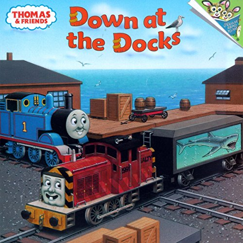 9780375825927: Thomas & Friends: Down at the Docks (Thomas & Friends)