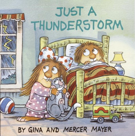 9780375826337: Just a Thunderstorm (Look-Look)