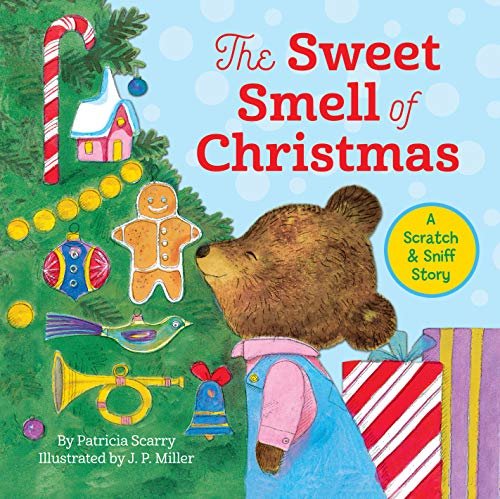 9780375826436: The Sweet Smell of Christmas (Scented Storybook)