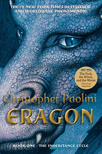 Eragon (Inheritance, Book 1): Paolini, Christopher