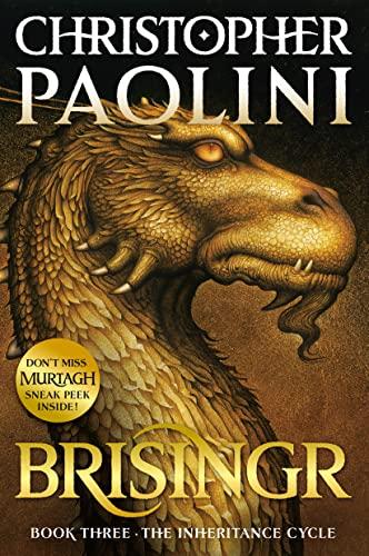 Brisingr (The Inheritance Cycle): Paolini, Christopher