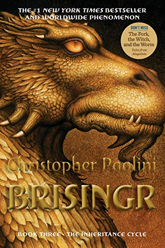 Brisingr (The Inheritance Cycle): Paolini, Christopher