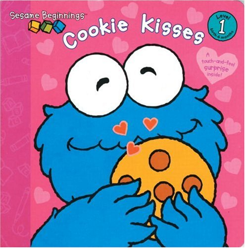 9780375826948: Cookie Kisses (Sesame Beginnings)