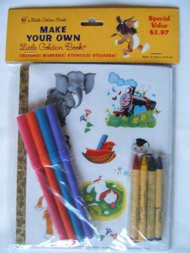 Make Your Own Little Golden Book Classic: A Little Golden