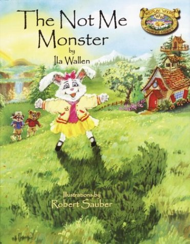 9780375827037: The Not Me Monster (Willowbe Woods Campfire Stories)