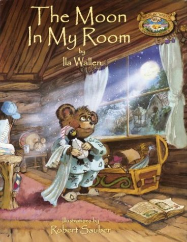 9780375827044: The Moon in My Room (Willowbe Woods Campfire Stories)