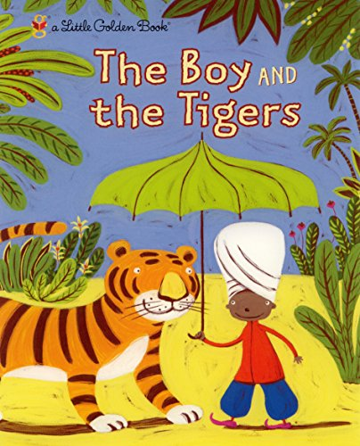 9780375827198: The Boy and the Tigers (Little Golden Book)