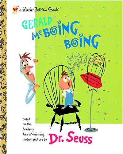 9780375827211: Gerald McBoing Boing (Little Golden Books)