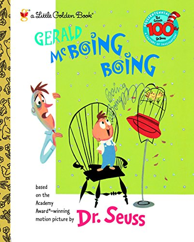 9780375827211: Gerald McBoing Boing (Little Golden Book)