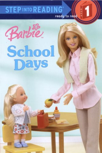 9780375827235: Barbie: School Days (Barbie) (Step into Reading)