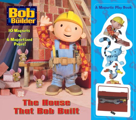 The House that Bob Built: Golden Books