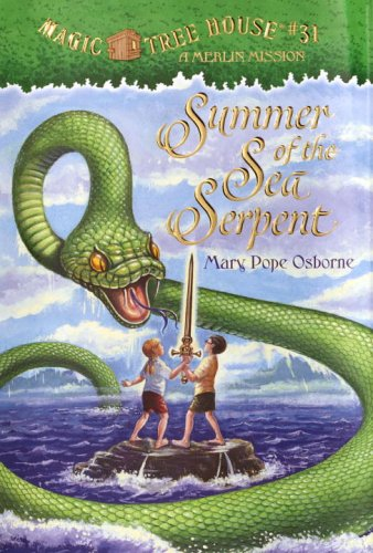 9780375827358: Summer of the Sea Serpent (Magic Tree House, No. 31)
