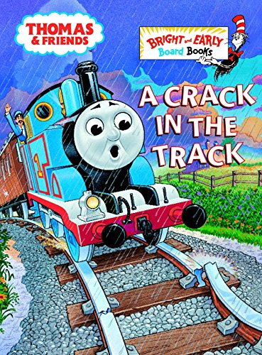 9780375827556: A Crack in the Track (Thomas & Friends)