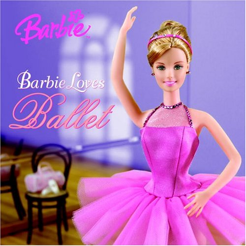 Barbie Loves Ballet: Mary Man-Kong; Angela