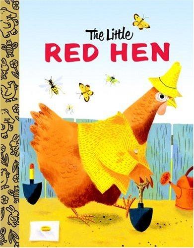 9780375827730: The Little Red Hen (Little Golden Treasures)
