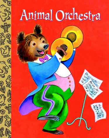 9780375827754: Animal Orchestra (Little Golden Treasures)