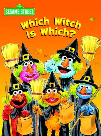 9780375827822: Which Witch Is Which? (Big Bird's Favorites Board Books)