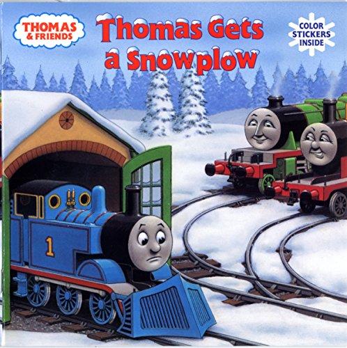 9780375827839: Thomas Gets a Snowplow (Thomas & Friends) (Pictureback(R))