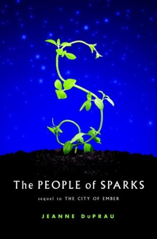 9780375828249: The People of Sparks (Book of Ember)