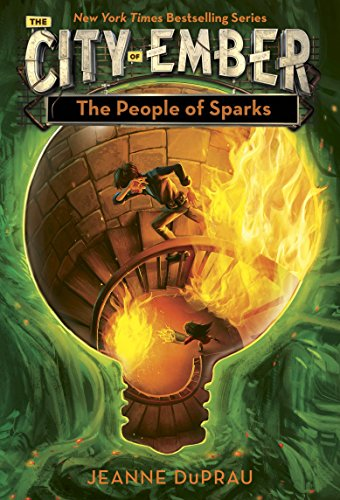9780375828256: The People of Sparks: Book of Ember 2
