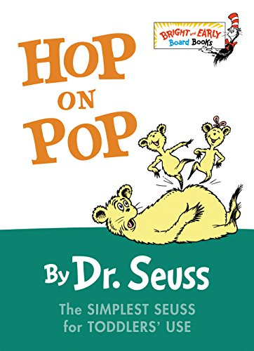 9780375828379: Hop on Pop (Bright & Early Board Books(TM))