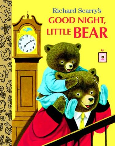 9780375828409: Good Night, Little Bear (Little Golden Treasures)