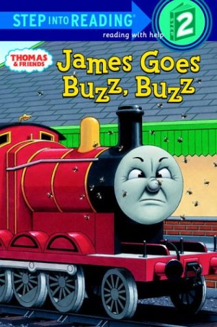 9780375828607: James Goes Buzz Buzz (Thomas & Friends) (Step into Reading)