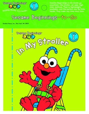 9780375828720: In My Stroller: Level 1 (Sesame Beginnings)