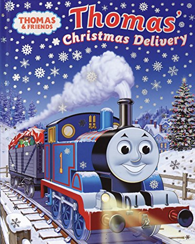 9780375828775: Thomas' Christmas Delivery (Thomas & Friends)