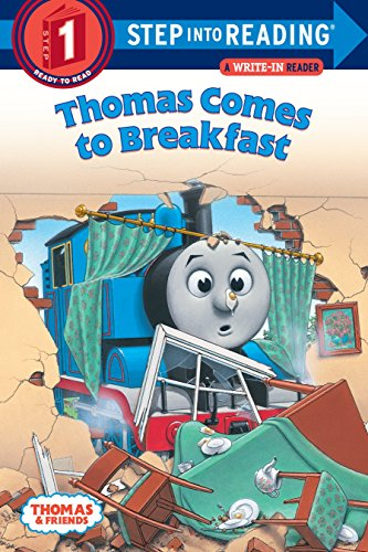 9780375828928: Thomas Comes to Breakfast (Thomas & Friends) (Step Into Reading Plus Writing)