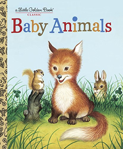 9780375829338: Baby Animals (Little Golden Book)