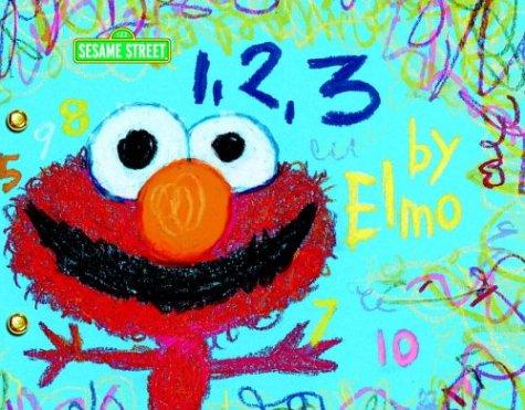 9780375829482: 1, 2, 3 by Elmo (SesaME Books)