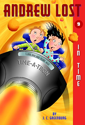 9780375829499: In Time (Andrew Lost #9)