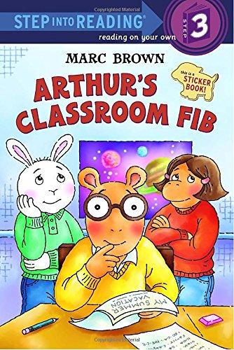9780375829758: Arthur's Classroom Fib (Step into Reading)