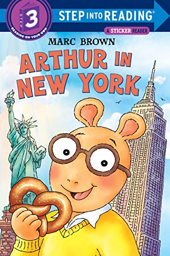 9780375829765: Arthur in New York