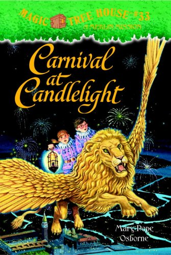 9780375830334: Carnival at Candlelight (Magic Tree House #33)