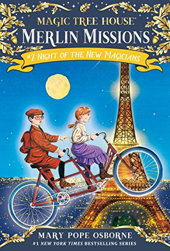 9780375830365: Night of the New Magicians (Magic Tree House (R) Merlin Mission)