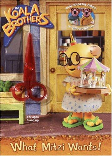 What Mitzi Wants! (Color Plus Safety Scissors): Golden Books