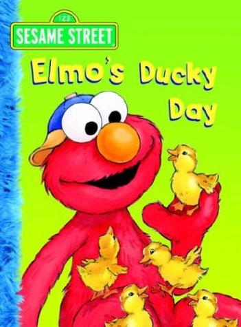 9780375831089: Elmo's Ducky Day (Sesame Street: Big Bird's Favorites Board Books)