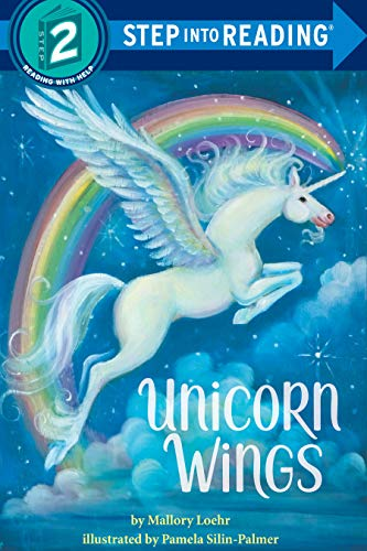 9780375831171: Unicorn Wings (Step into Reading)