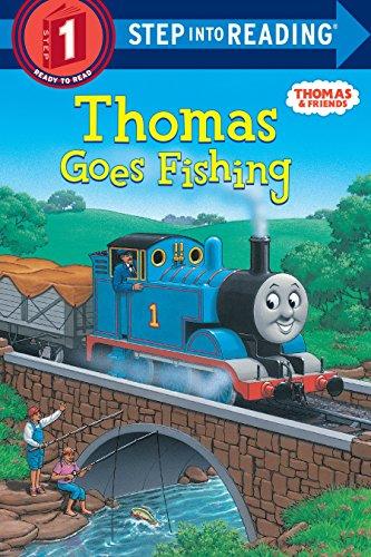 9780375831188: Thomas Goes Fishing (Thomas & Friends)