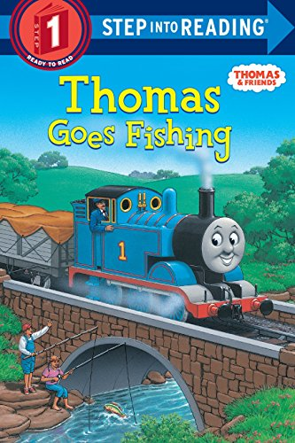 9780375831188: Thomas Goes Fishing (Thomas & Friends) (Step into Reading)