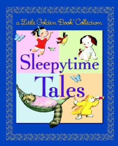 9780375831270: Little Golden Book Collection: Sleepytime Tales