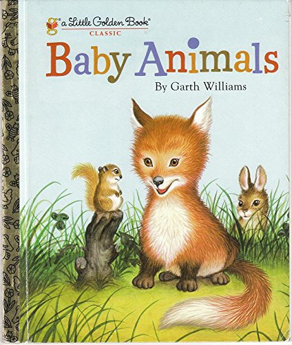 9780375831331: Baby Animals A Little Golden Book Classic