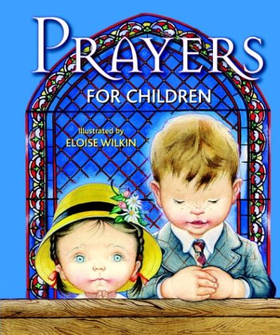 Prayers for Children: Golden Books; Illustrator-Eloise