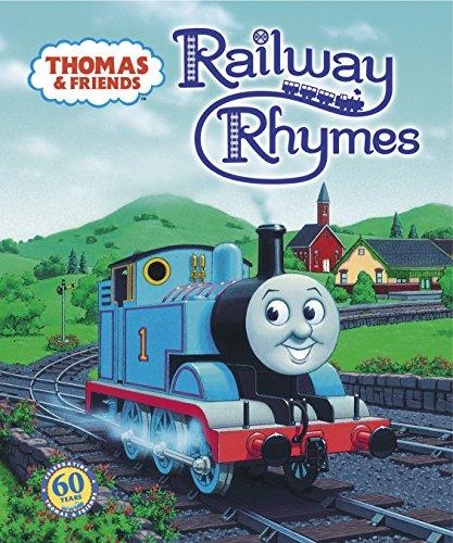 Thomas & Friends: Railway Rhymes (Thomas & Friends) (Board Book)