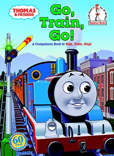 9780375831775: Thomas & Friends: Go, Train, Go! (Thomas & Friends)