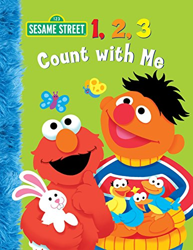 1, 2, 3 Count With Me (board Books)