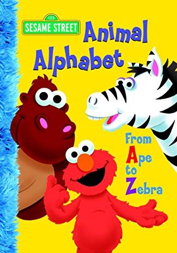 9780375832284: Animal Alphabet (Sesame Street) (Sesame Street Start-To-Read Books)