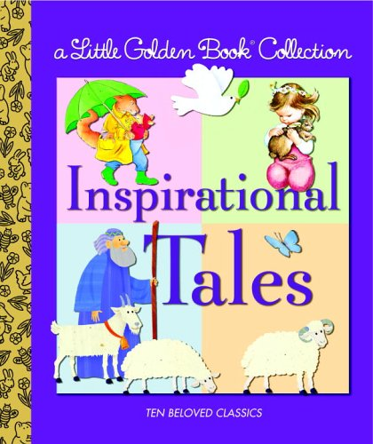 9780375832338: Little Golden Book Collection: Inspirational Tales